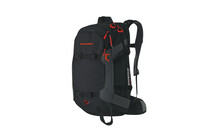 Mammut Ride Removable Airbag set 22L black-smoke